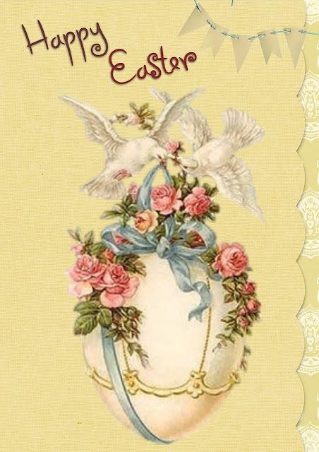 Happy Easter Sunday Art