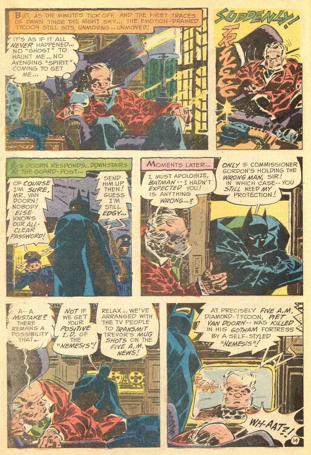 Detective Comics (1937) 420 Page 17
