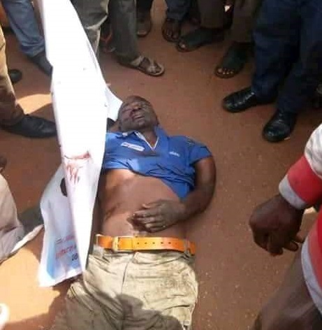 Graphic photos: Four killed in fatal auto crash along Benin-Auchi expressway