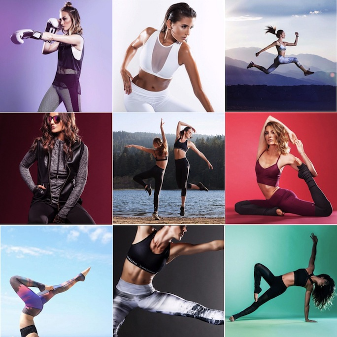 Fashion Fitness Clothing