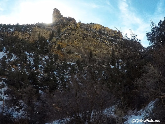 Hiking the Jones Hole Trail, Dinosaur National Monument