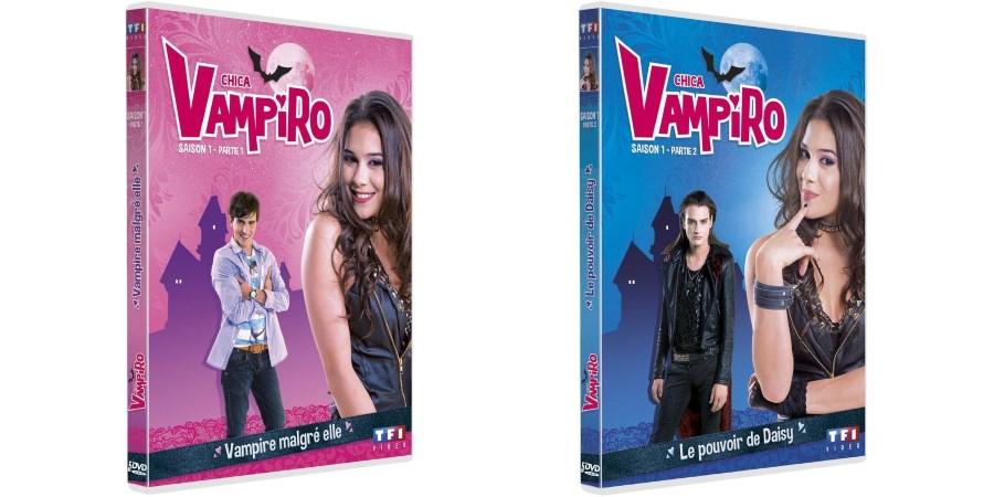 CHICA VAMPIRO en DVD