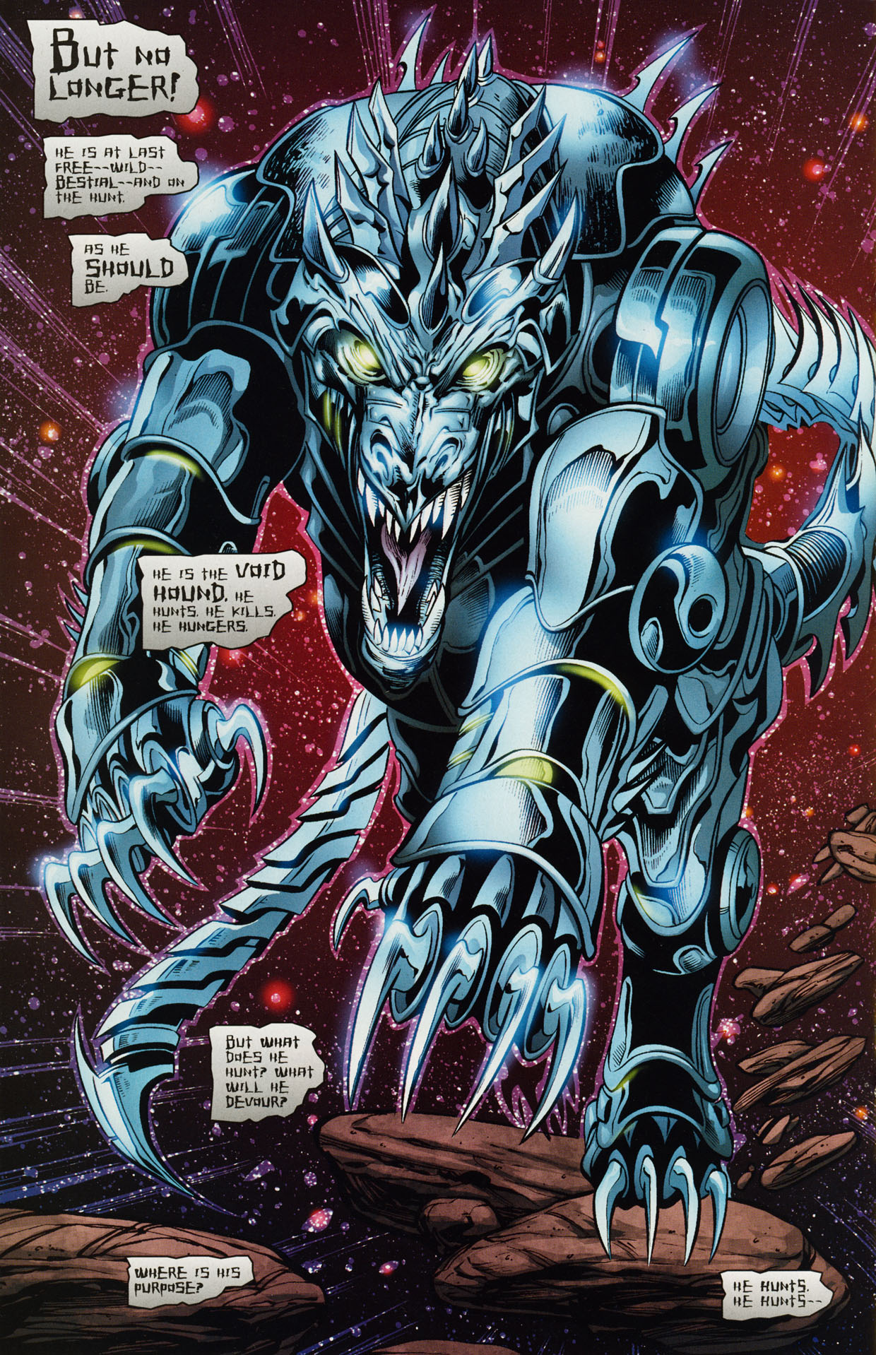 Read online Trinity (2008) comic -  Issue #41 - 20