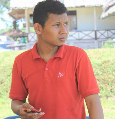 "Kenalkan !  Azis Muhajir, Jubir Muda Partai Aceh yang ""Mẻsyuhu""  Bansigom Aceh Jaya"