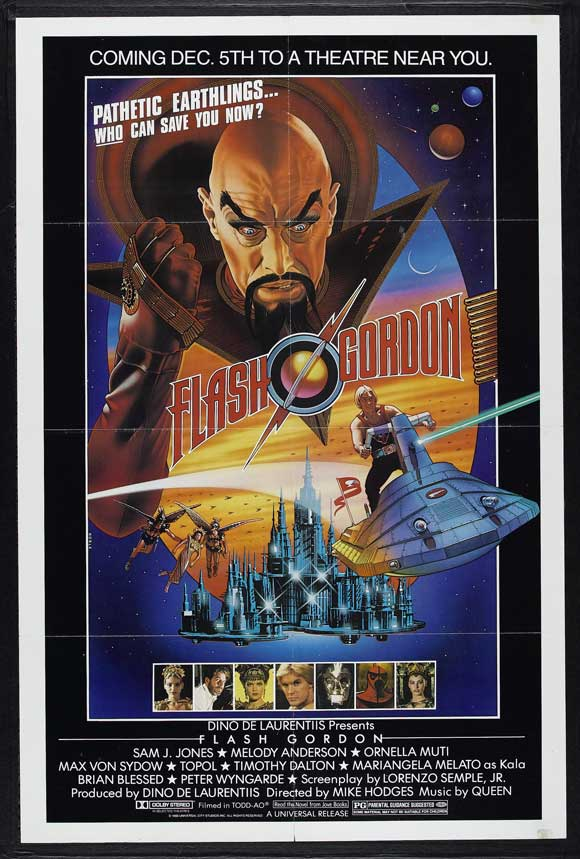 The Dork Review 1980 Flash Gordon Day