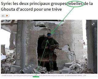 Ahrar Al-Sham Terrorists