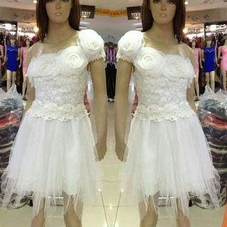 toko dress anak murah jual dress pendek murah