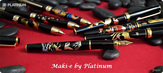 Classic Maki-e by Platinum