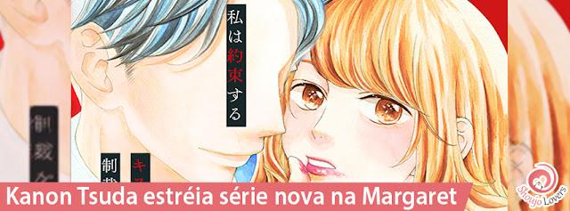 Kanon Tsuda estréia série nova na Margaret