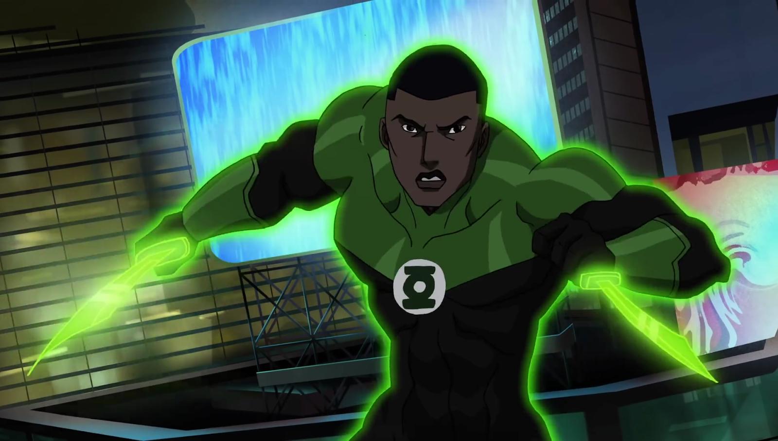 Experiência Nerd: Tropa dos Lanternas Verdes | Warner estaria ...
