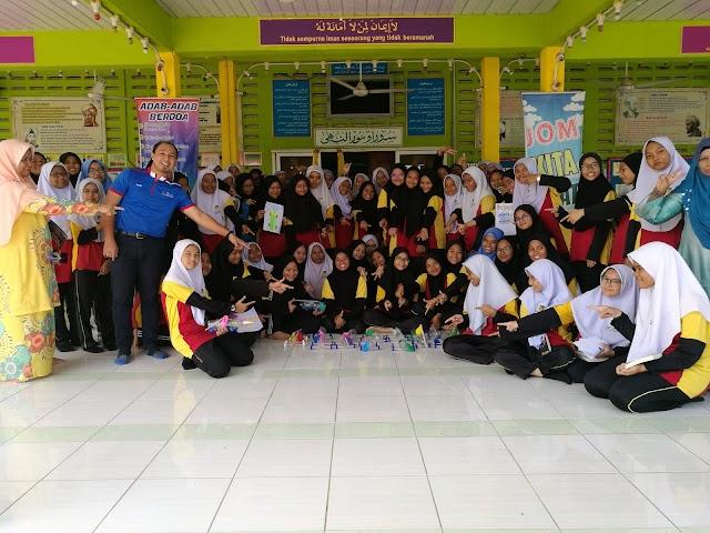 STEM untuk Pasca PT3 di SMK Tun Sharifah Rodziah