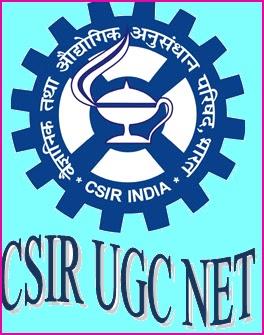 CSIR UGC NET csirhrdg.res.in Notification Application From