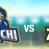 Karachi Kings vs Peshawar Zalmi - Match 3 Pakistan Super League 2017