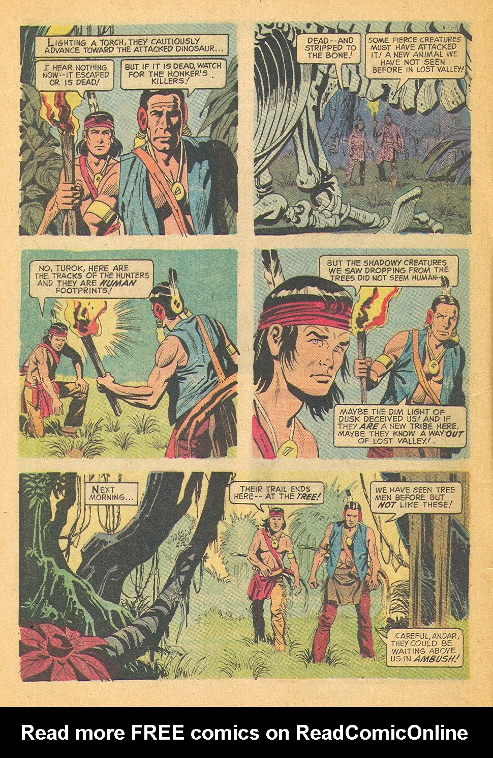 Read online Turok, Son of Stone comic -  Issue #77 - 4