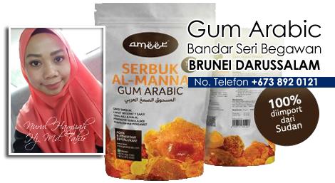 ejen gum arabic, almanna, gum arabic, gum arabic food, gum arabic bandar seri begawan, gum arabic brunei, gum arabic brunei darussalam, acacia senegal, prebiotik, sudan, getah arab,