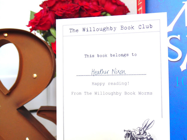 Willoughby Book Club + Book Review