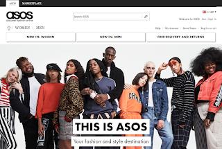 Britische Internet-Unternehmen: ASOS.com