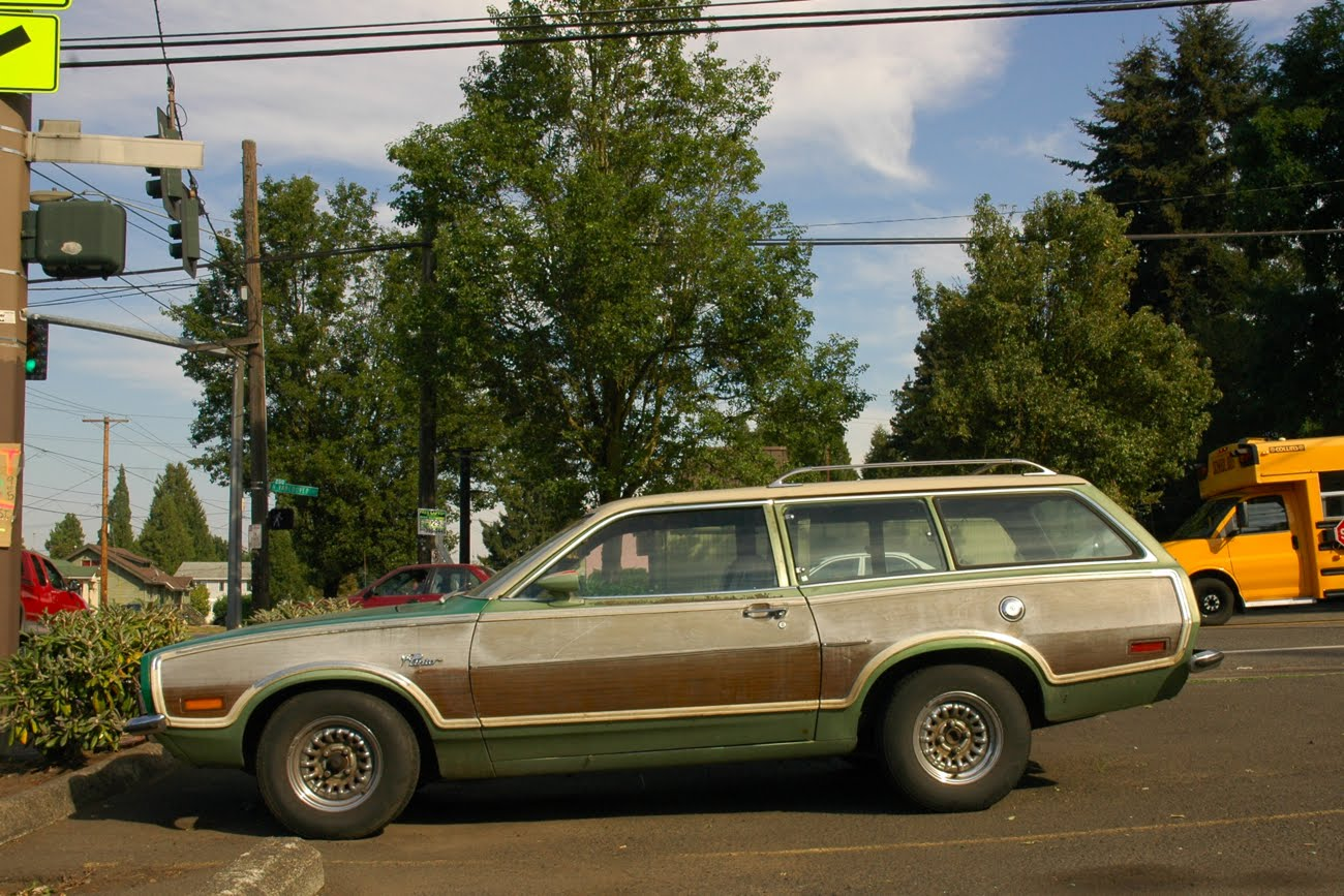 My Next Car | This yellow 1974 Pinto Station Wagon isn't... |Pinto Station Wagon