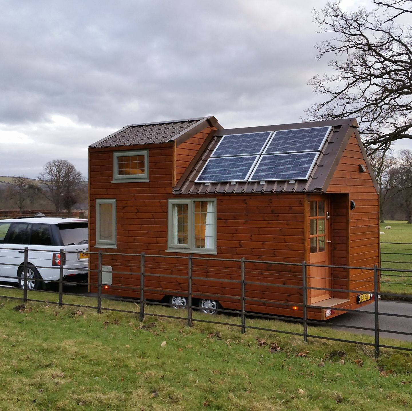 Tiny Eco Homes Uk