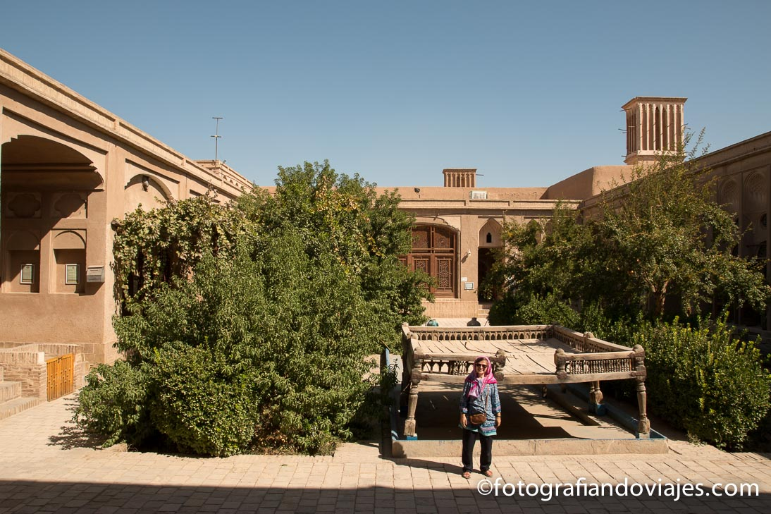 Casa Khan-e Lari en Yazd