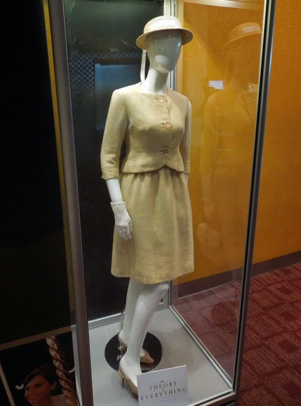 Theory of Everything Jane Hawking outfit
