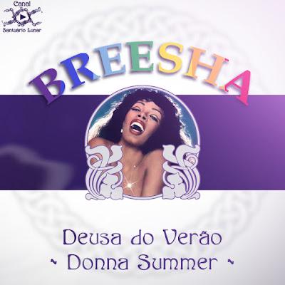 Mitologia Pópica - Deusa do Verão - Donna Summer
