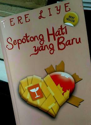 Review Buku Sepotong Hati Yang Baru Karya Tere Liye
