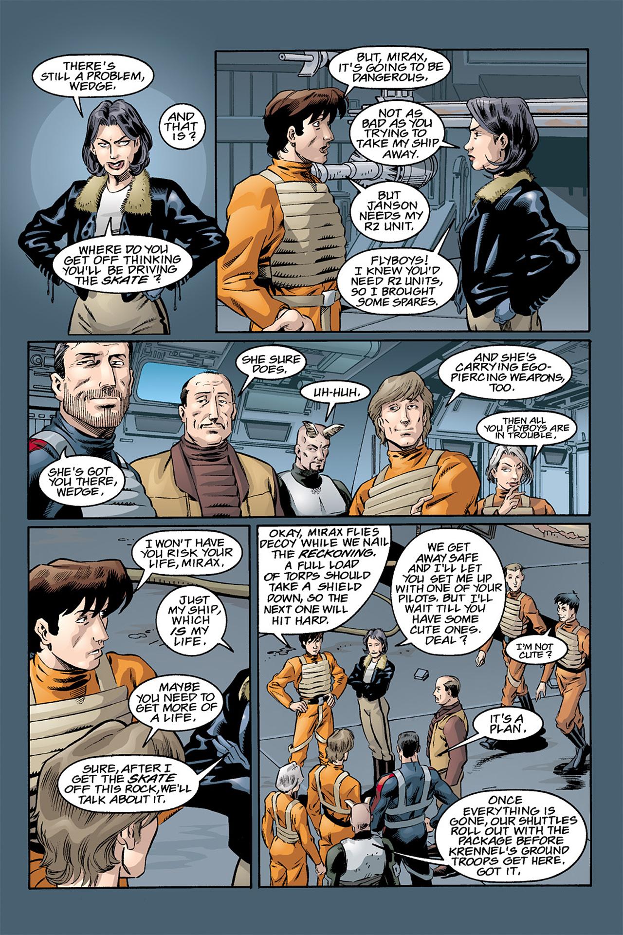 Read online Star Wars Omnibus comic -  Issue # Vol. 3 - 340