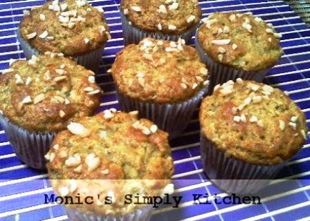 resep muffin pisang buttermilk