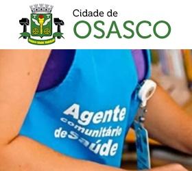 Concurso Prefeitura de Osasco 2017 - Agente Comunitário de Saúde