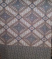 Kain Batik Prima 0031 Coklat