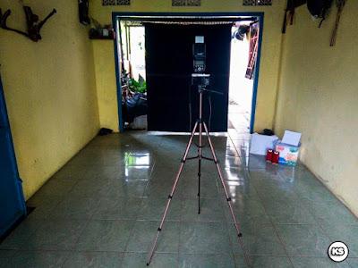 Wujudkan Mimpi menjadi Scott Kelby di #DiskonMengguncangSemesta Harbolnas Lazada Indonesia studio mini di rumah