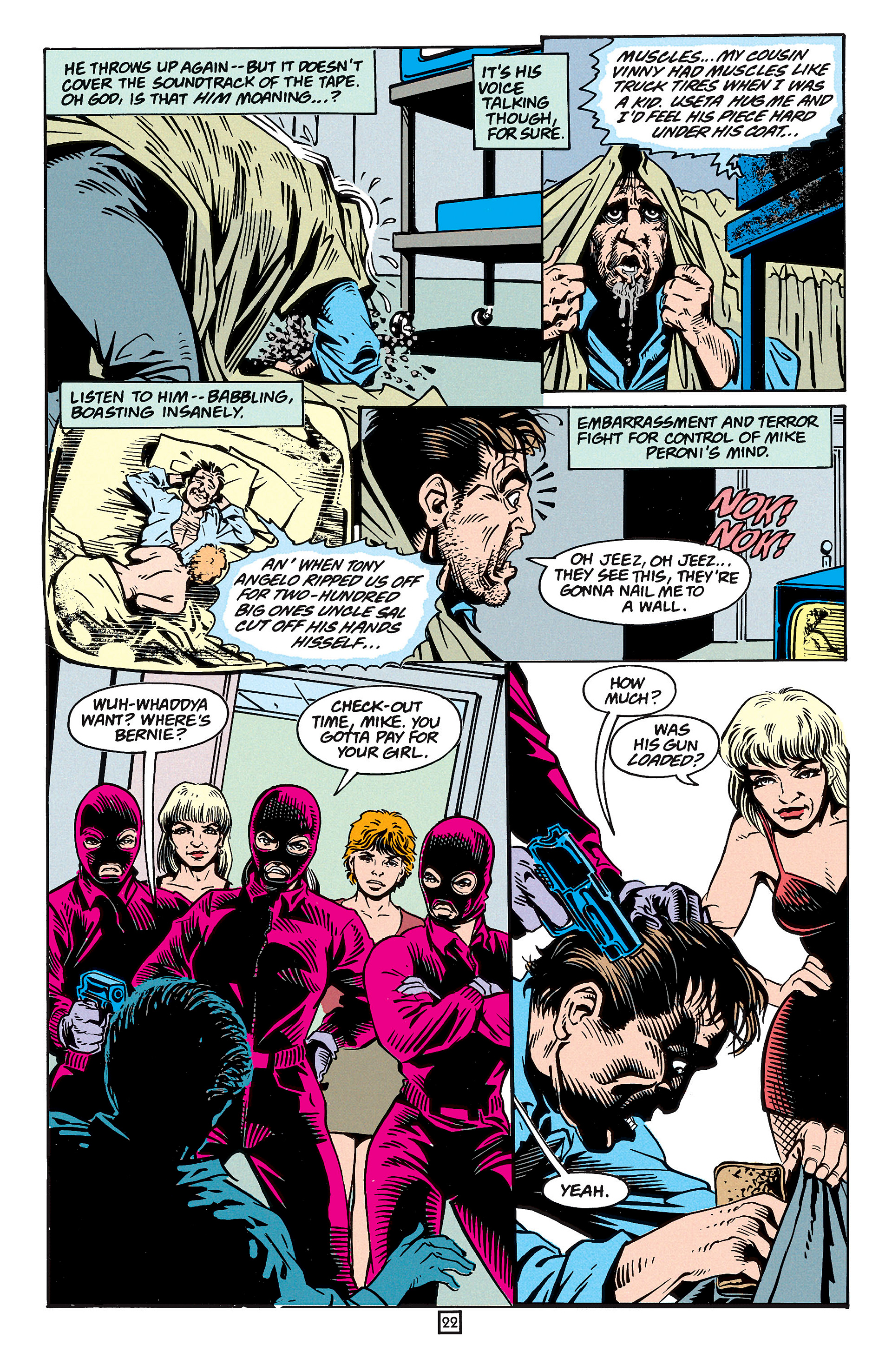 Read online Animal Man (1988) comic -  Issue #59 - 23