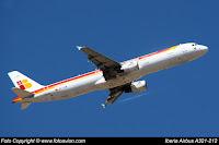Airbus A 321 EC-JZM