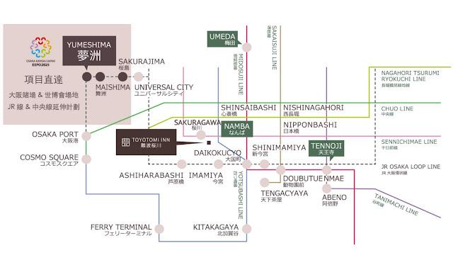 TOYOTOMI INN難波櫻川,民宿住宅,大阪,難波,日本房地產,海外房地產,置產說明會