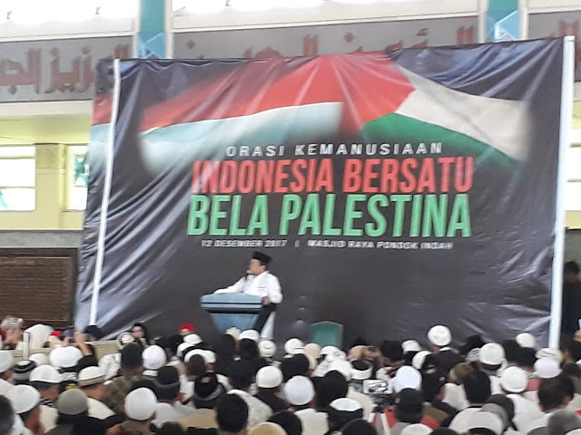 MUI akan Pimpin Aksi Terbesar untuk Palestina 17 Desember