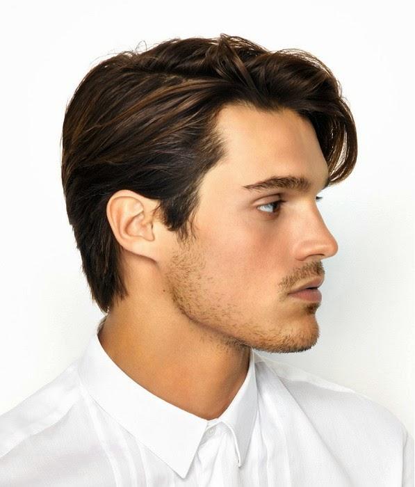 Cortes de pelo corto lacio para hombres