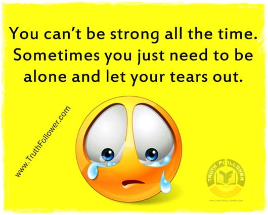 You can t be too strong
