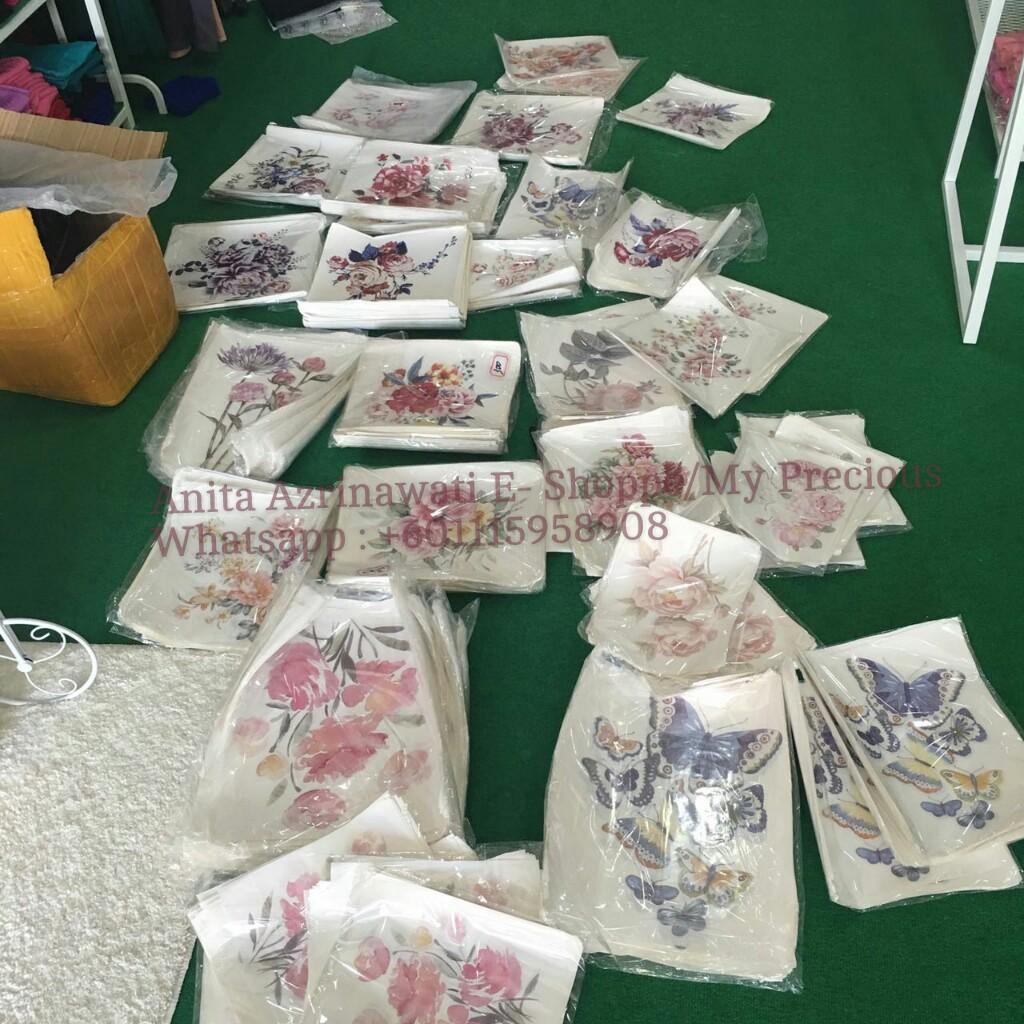 Transfer Paper Patch Iron On Anita E Shoppe Kertas Magic Atau Juga Dikenali Sebagai Ianya Sekeping Yg Mempunyai 3 Jenis Saiz Berbeza