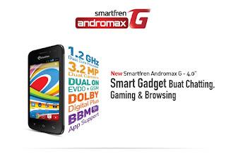 HP Smartfren Andromax AD687G