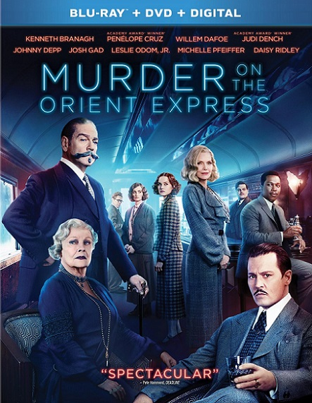 Murder on the Orient Express (Asesinato en el Expreso de Oriente) (2017) m1080p BDRip 9.6GB mkv Dual Audio DTS 6.1 ch