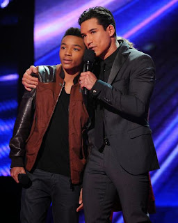 'The X-Factor': Mario Lopez talks hosting live, eliminated contestants