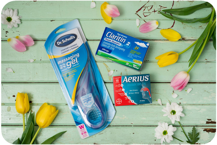 Spring Allergy Preparation and Relief