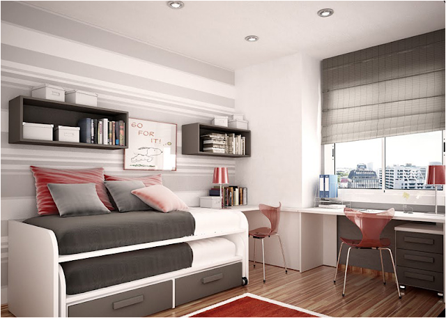 Modern Design for Teenage Boys - House Affair