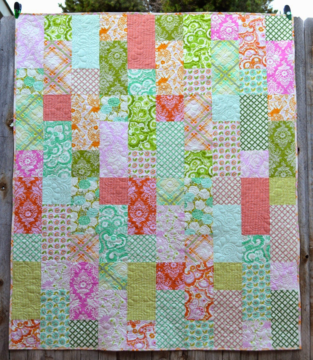 Happy Quilting Fat Quarter Fizz