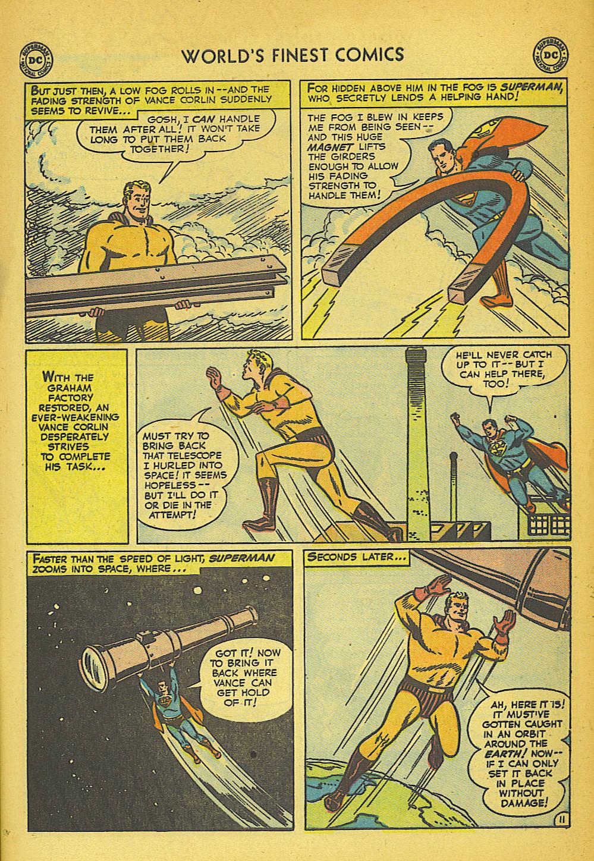 Read online World's Finest Comics comic -  Issue #57 - 13