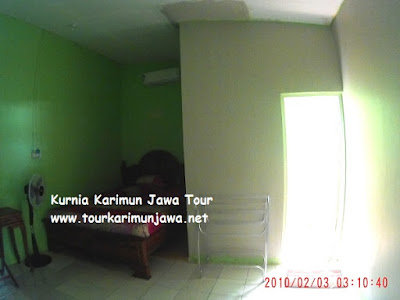 Jasimah homestay Karimun Jawa Kamar AC
