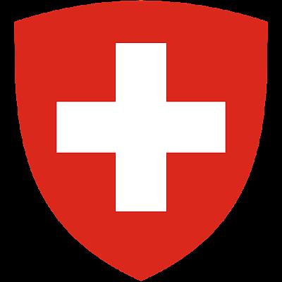 Coat of arms - Flags - Emblem - Logo Gambar Lambang, Simbol, Bendera Negara Swiss