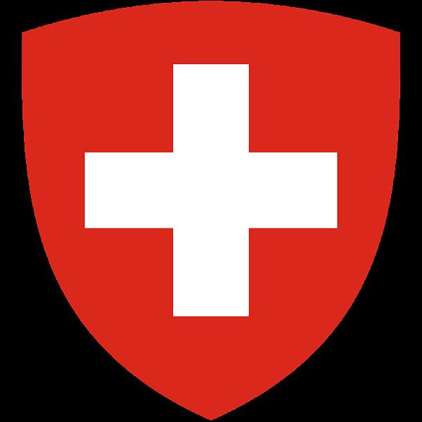 Logo Gambar Lambang Simbol Negara Swiss PNG JPG ukuran 600 px