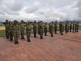Campeonato Nacional de Paracaidismo Militar 2014